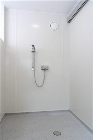School Shower Room