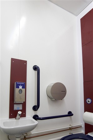 Supermarket Toilets