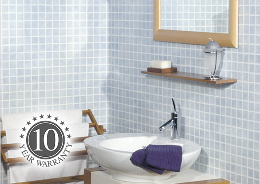 domestic bathroom and kitchen wall panels