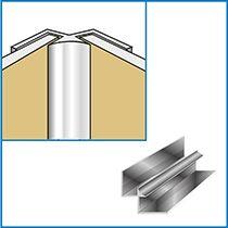 Showerwall corner trim