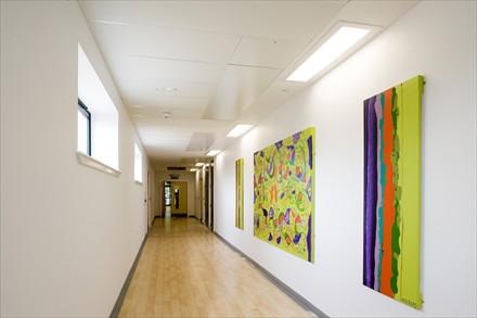 Hospital Corridors