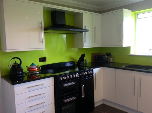 Proclad Lime in a Kitchen