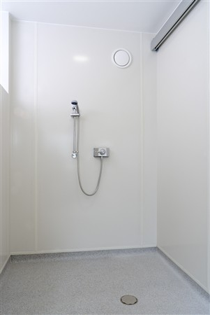 School Shower Room