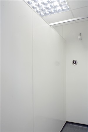 Caravan Park Shower Room