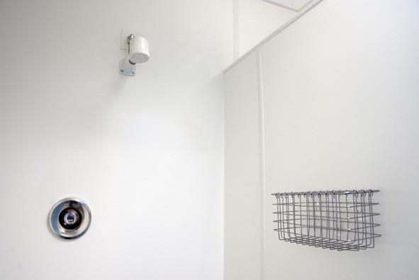 Caravan Park Shower Room