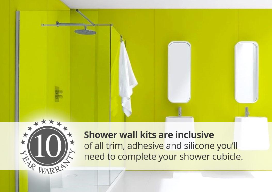 proclad shower wall panel kits